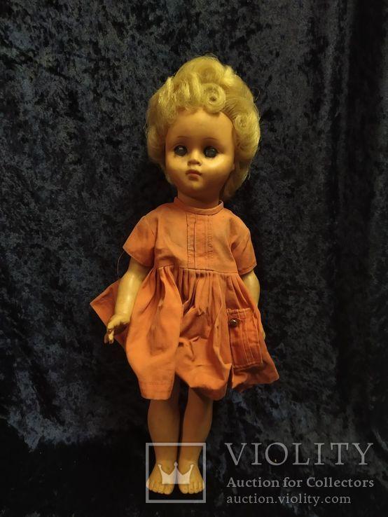 Кукла резина гдр, фото №2