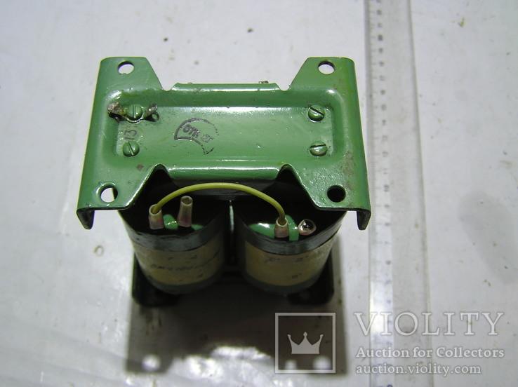 Трансформатор ВЖ 4.700.041-01., фото №5