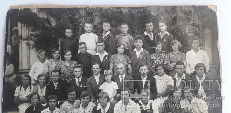 Харьковская школа (1933 год) 17.5*11.7, фото №4