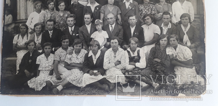 Харьковская школа (1933 год) 17.5*11.7, фото №5