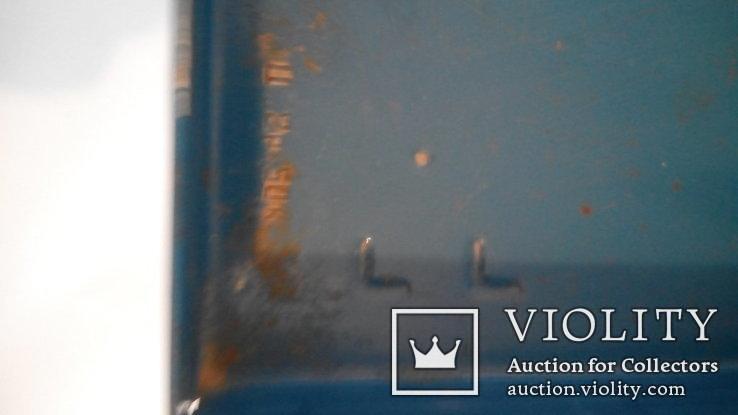 Грузовой автомобиль 36см жесть игрушка СССР, фото №6