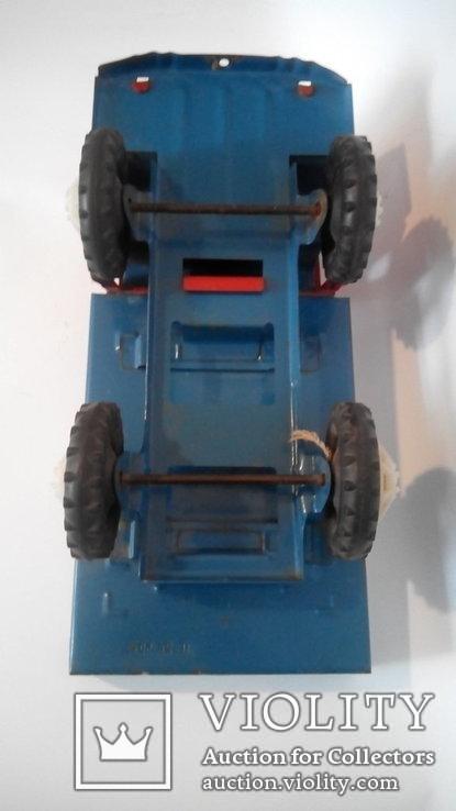 Грузовой автомобиль 36см жесть игрушка СССР, фото №7