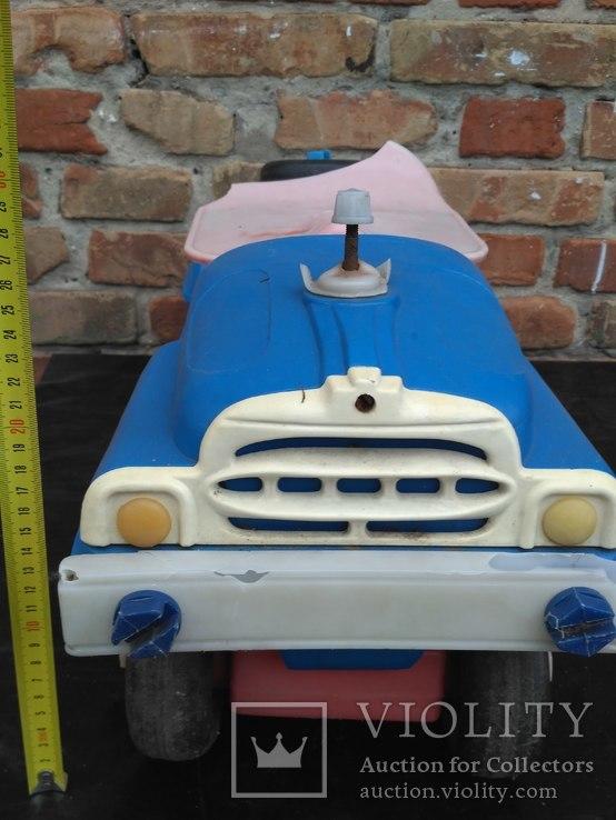 Автомобиль ЗИЛ большой, фото №3