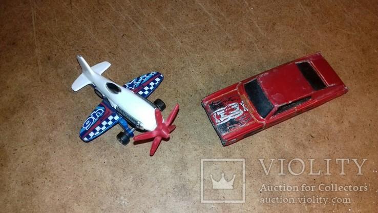 Самолет и авто  Малайзия, фото №4