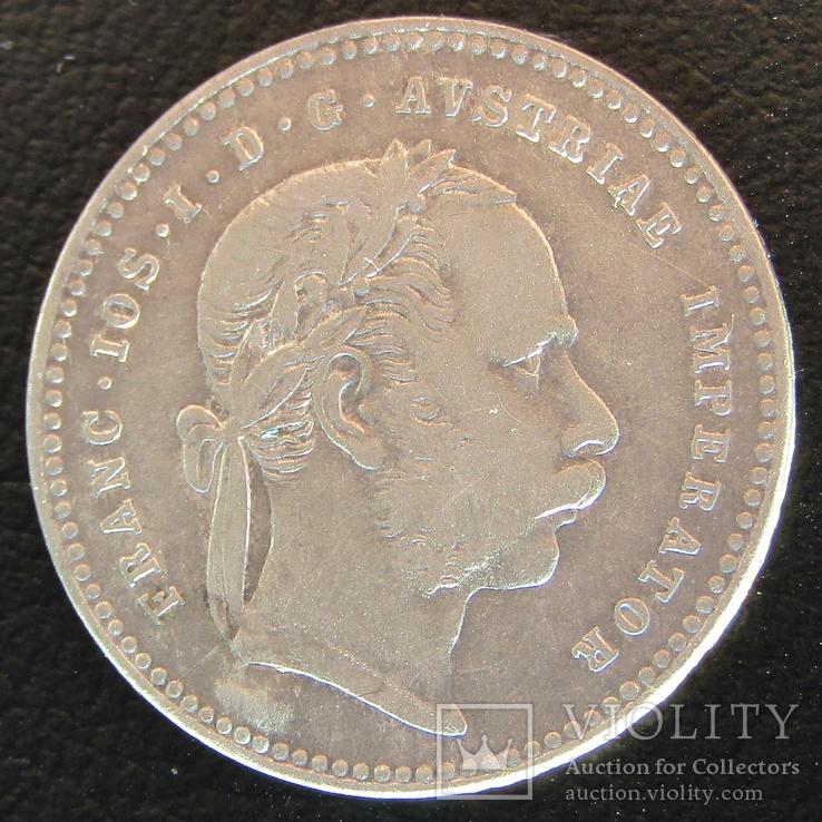 20 крейцеров 1869