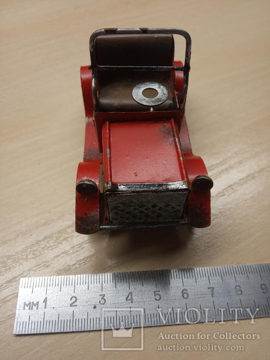 Металлическая машинка, фото №4