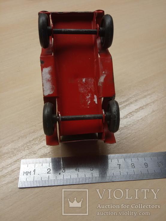 Металлическая машинка, фото №7