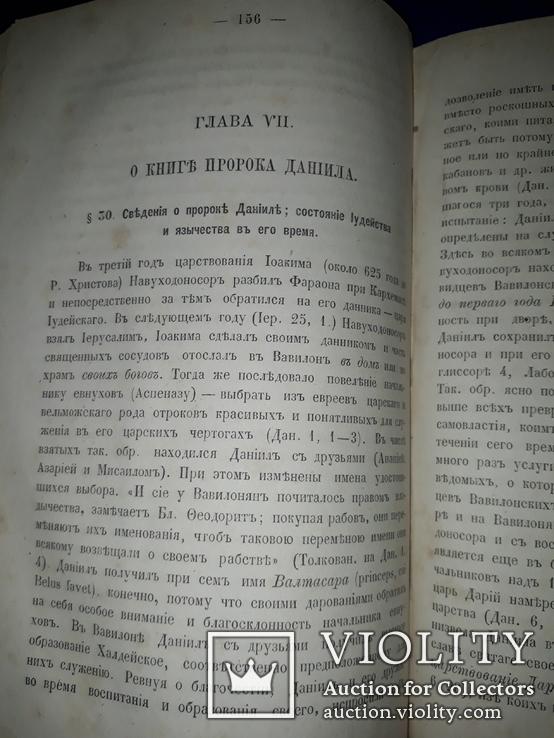1873 Обозрение пророческих книг, фото №9