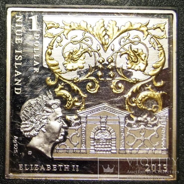 Монета «Мадонна под пихтой»Тираж 2000., фото №4