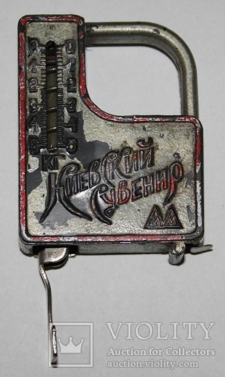 Киевский сувенир (кантур-метр), фото №8