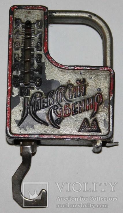 Киевский сувенир (кантур-метр), фото №9