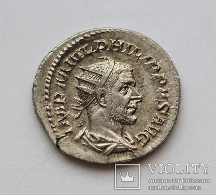Филип I Араб антониниан RIC 53
