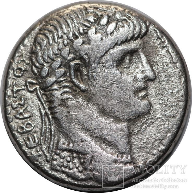 Нерон тетрадрахма Антиохии, фото №3
