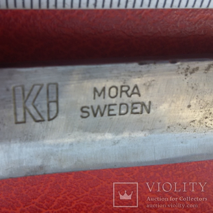 """Шведский нож """"Мора""""., фото №8"""