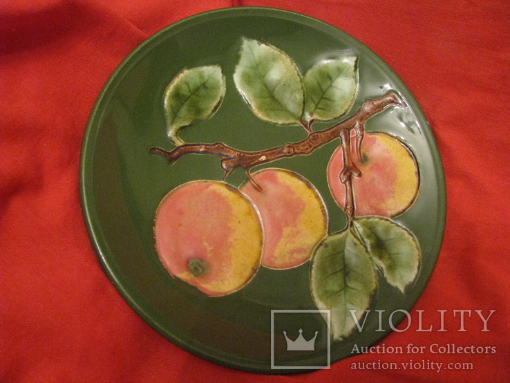 Старая тарелочка  - Германия - № 4., фото №2
