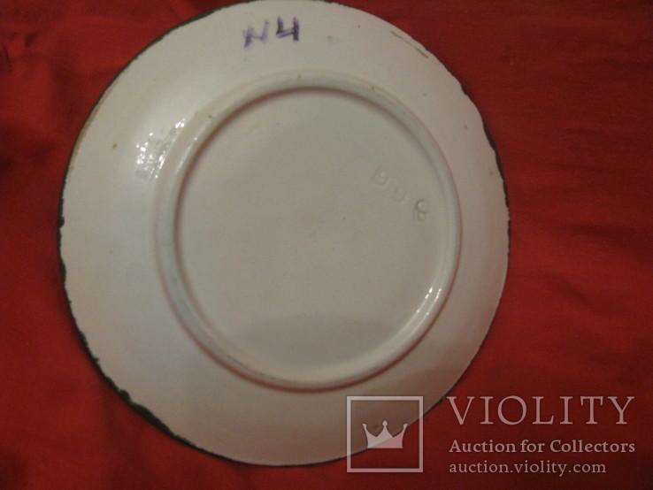 Старая тарелочка  - Германия - № 4., фото №3