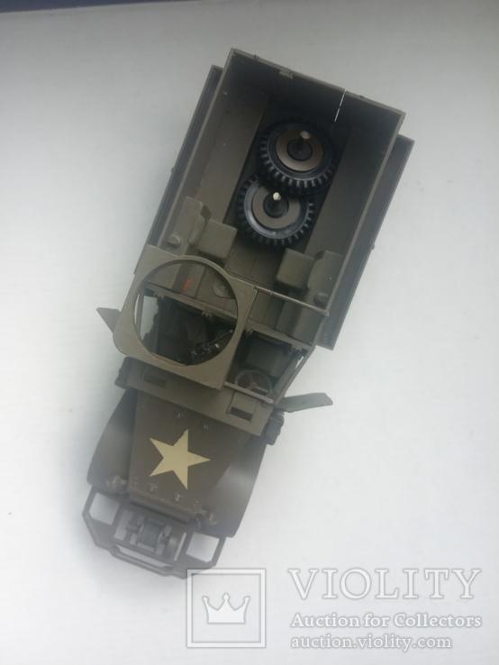 Italeri САУ Т-48 1/35, фото №9
