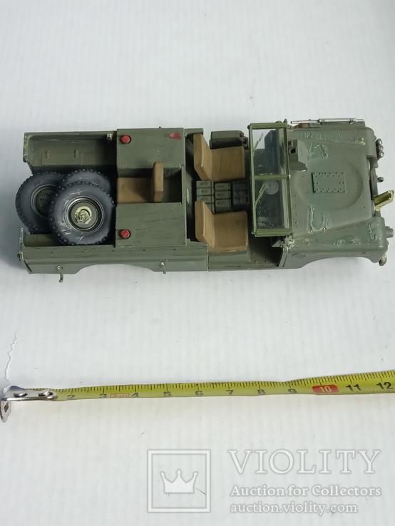 Italeri Land Rover 1/35(донор), фото №5