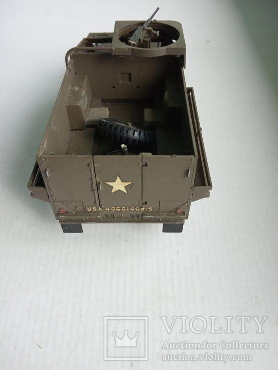 Italeri САУ Т-48 1/35, фото №5