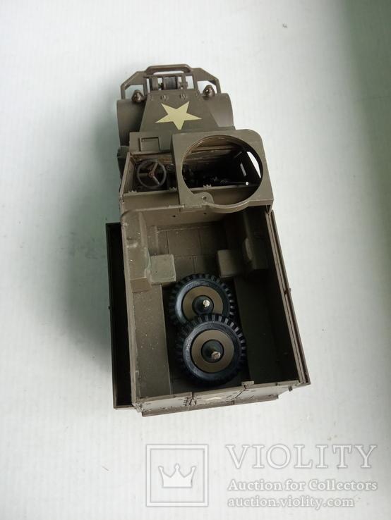 Italeri САУ Т-48 1/35, фото №6