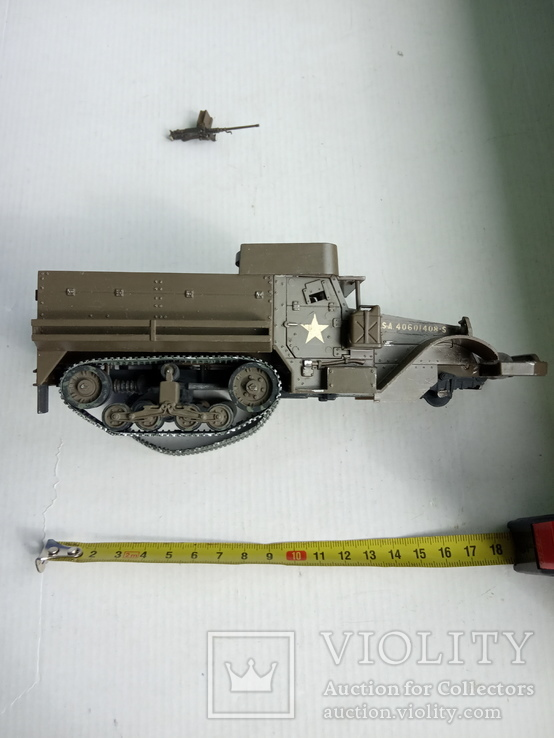 Italeri САУ Т-48 1/35, фото №7