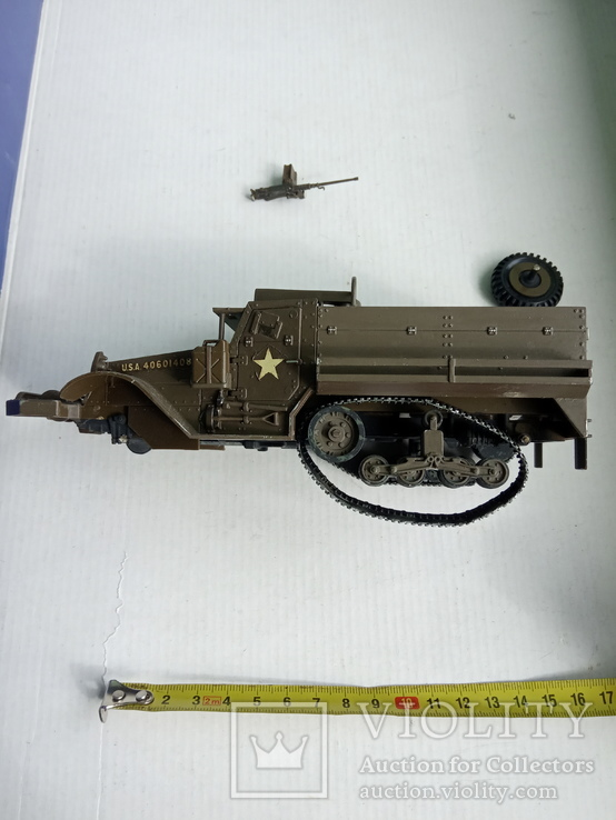 Italeri САУ Т-48 1/35, фото №8