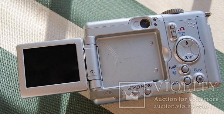 Фотоаппарат Canon А-95+чехол, фото №4