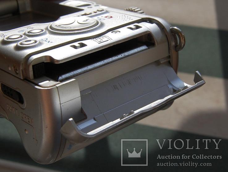 Фотоаппарат Canon А-95+чехол, фото №5