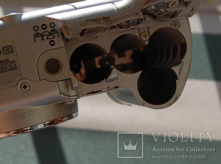 Фотоаппарат Canon А-95+чехол, фото №6