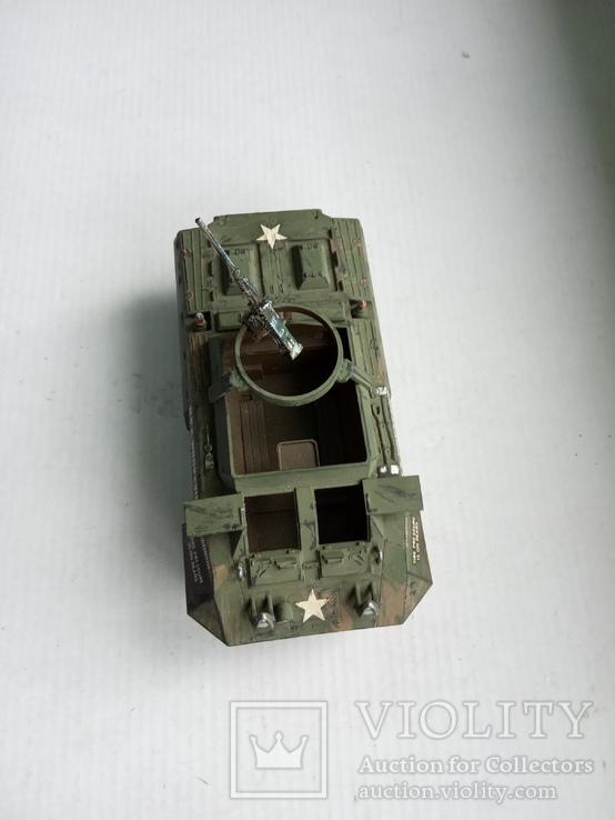 M8Greyhound Armoured Car  1/40, фото №5