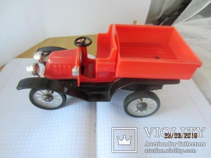 Сборная модель амо-Ф15. Завод Прогресс