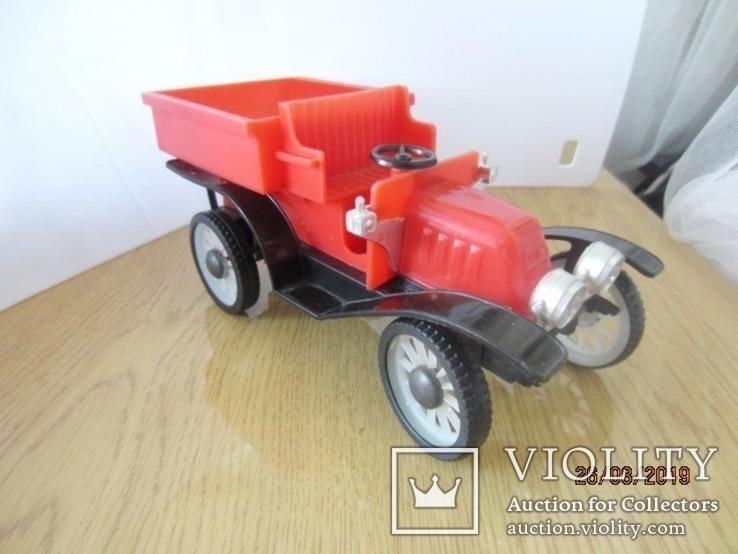 Сборная модель амо-Ф15. Завод Прогресс, фото №4