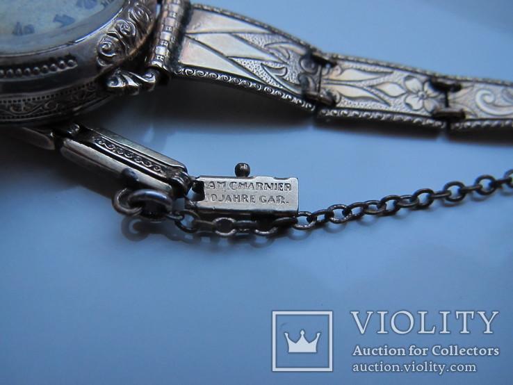Женские часы, AM.Charnier, глубокая позолота, фото №9