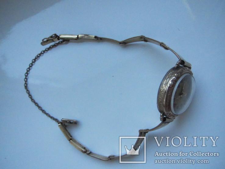 Женские часы, AM.Charnier, глубокая позолота, фото №11