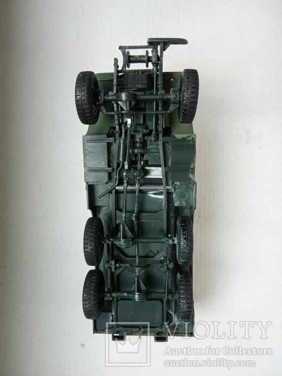 Italeri Dodge WC62 Old Crow 1/35, фото №7