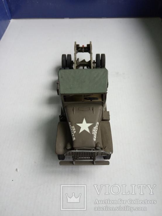 Italeri Studebaker US 6*4  1/35, фото №4