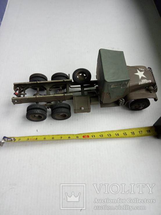 Italeri Studebaker US 6*4  1/35, фото №8
