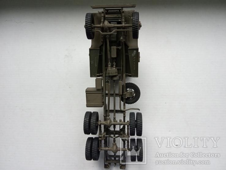 Italeri Studebaker US 6*4  1/35, фото №9
