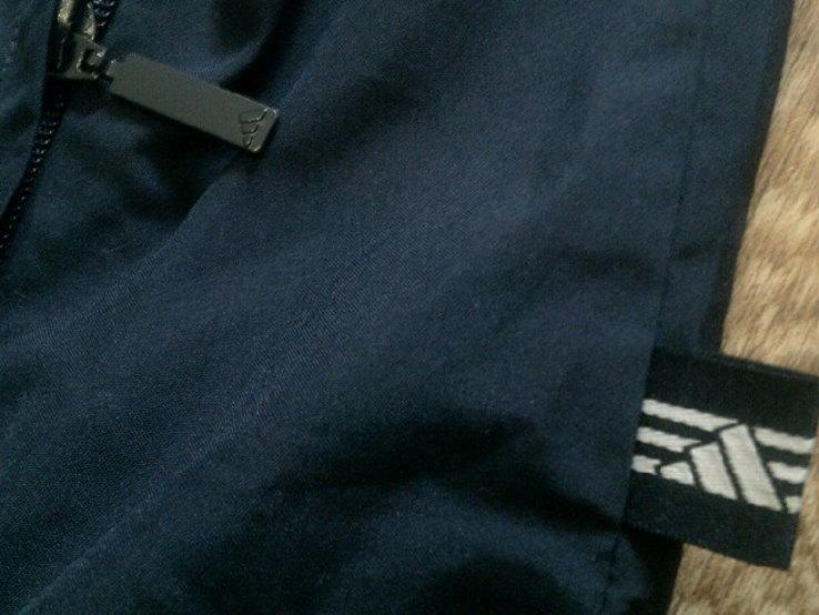 Adidas - фирменная мастерка ветровка разм.50-52, фото №6