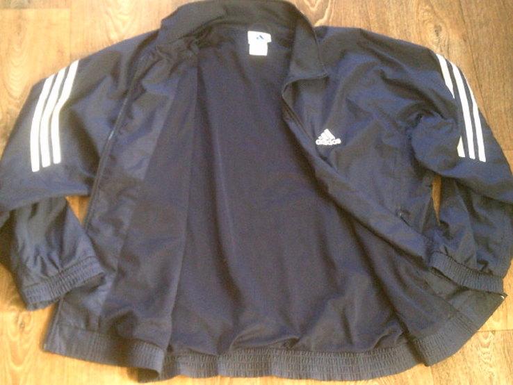 Adidas - фирменная мастерка ветровка разм.50-52