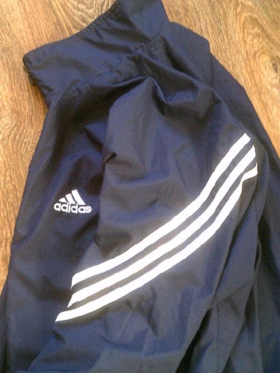 Adidas - фирменная мастерка ветровка разм.50-52, фото №13