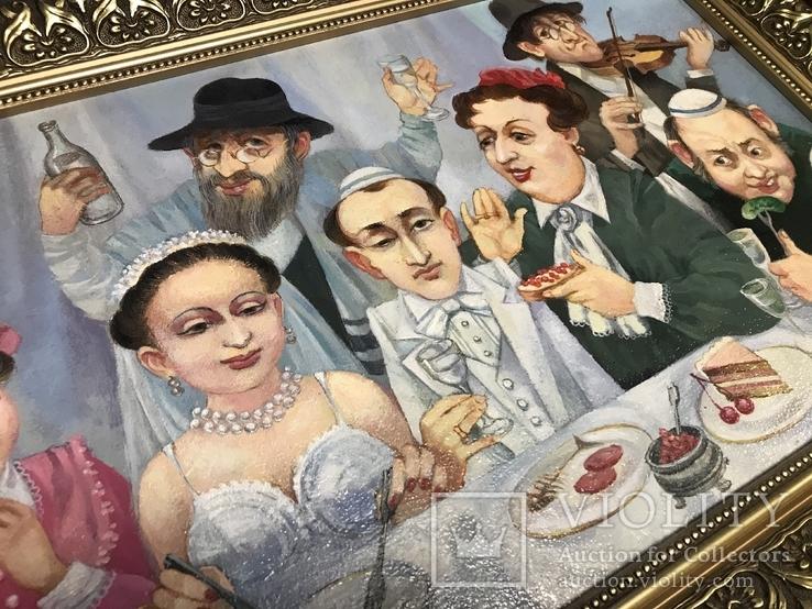 Пожелания на еврейскую свадьбу
