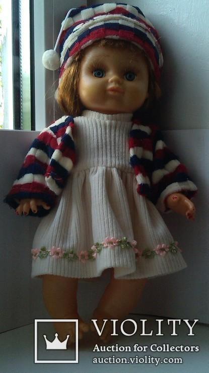 Кукла - паричковая