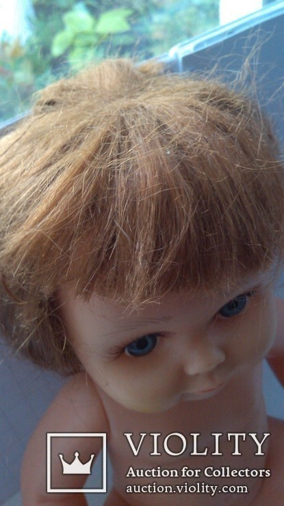 Кукла - паричковая, фото №8