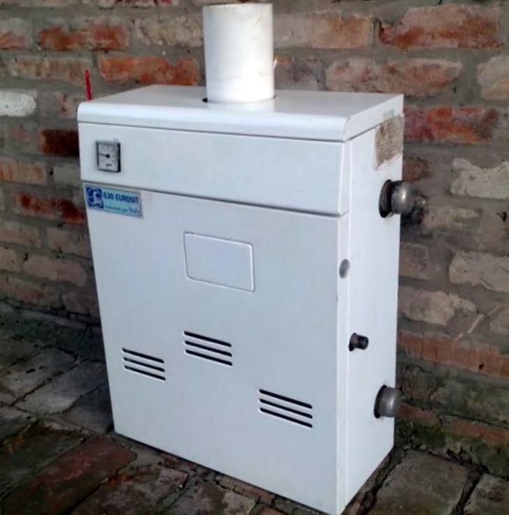 Газовый котел ТермоБар КС-ГС-10 ДS
