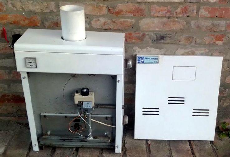 Газовый котел ТермоБар КС-ГС-10 ДS, фото №4