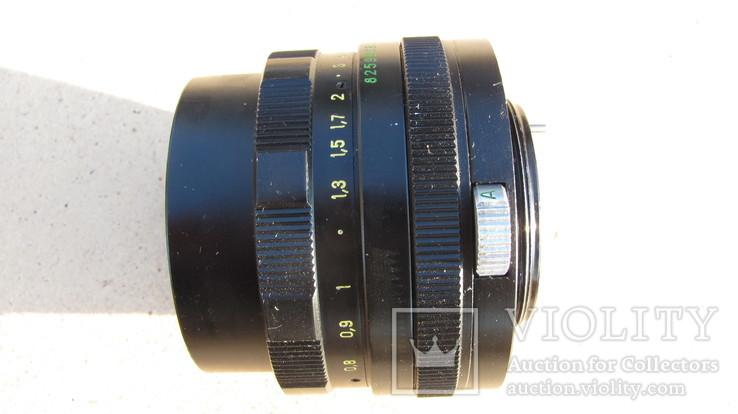 Зенит с оптикой HELIOS-44 М, фото №9