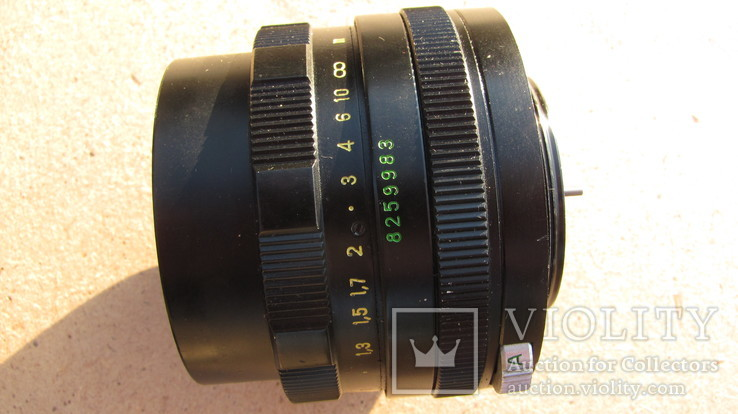 Зенит с оптикой HELIOS-44 М, фото №10