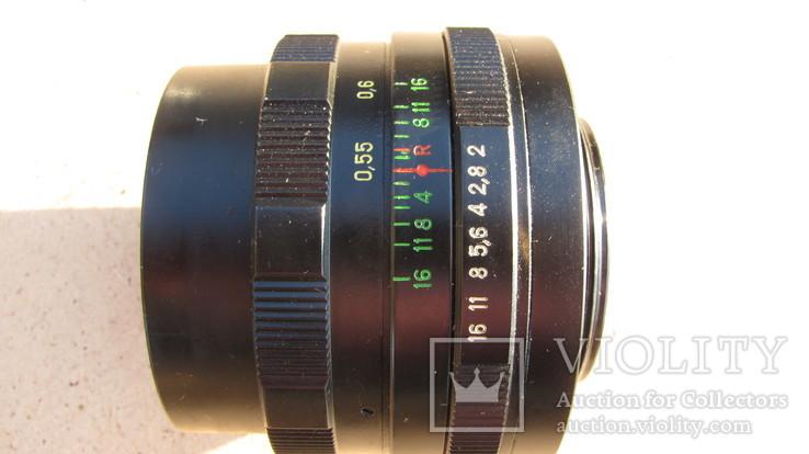 Зенит с оптикой HELIOS-44 М, фото №11