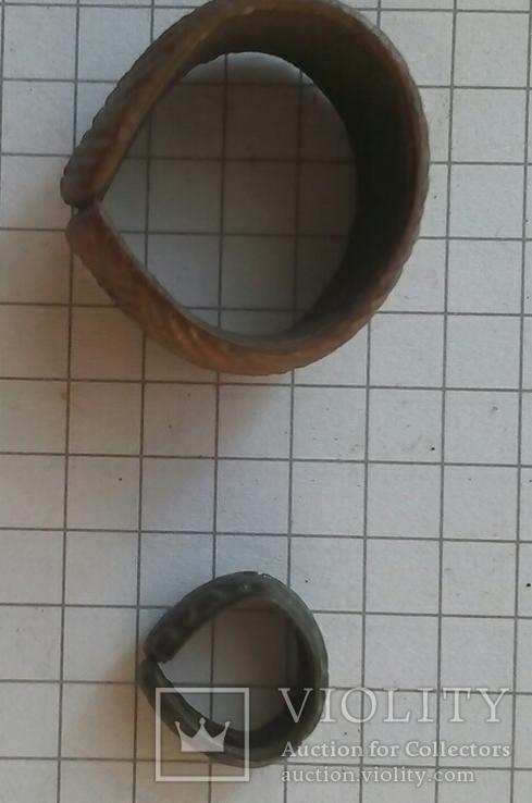 Кольца, фото №3